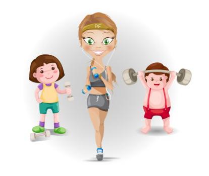 אימון ילדים ונוער
