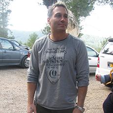 נועם פלס, בעלים של מסעדת אוליברי תל אביב